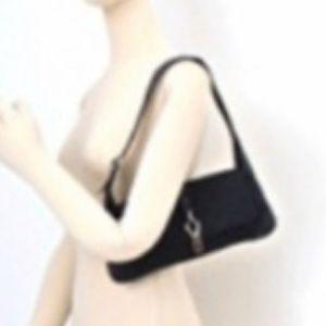Authentic black Jacki O Gucci purse w/clasp